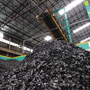Borracha Triturada para Industrias de Artefatos de Borrachas